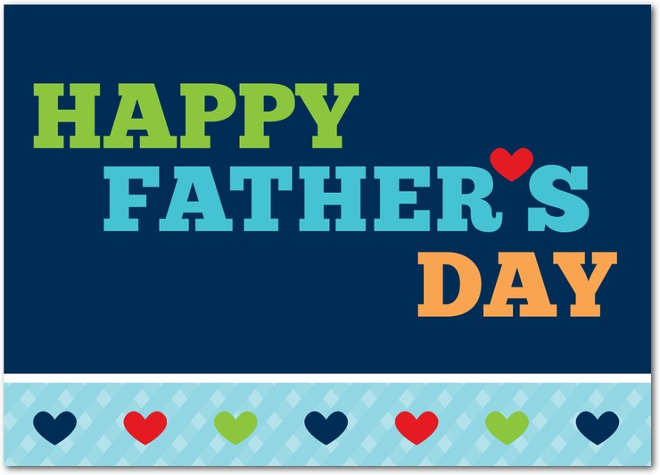 first father's day cards free